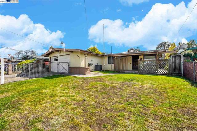 1954 Boca Raton St, Hayward, CA 94545 (#BE40940115) :: Strock Real Estate