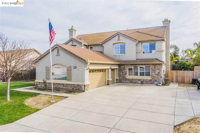 103 Prospect Court, Oakley, CA 94561 (#EB40940128) :: Real Estate Experts
