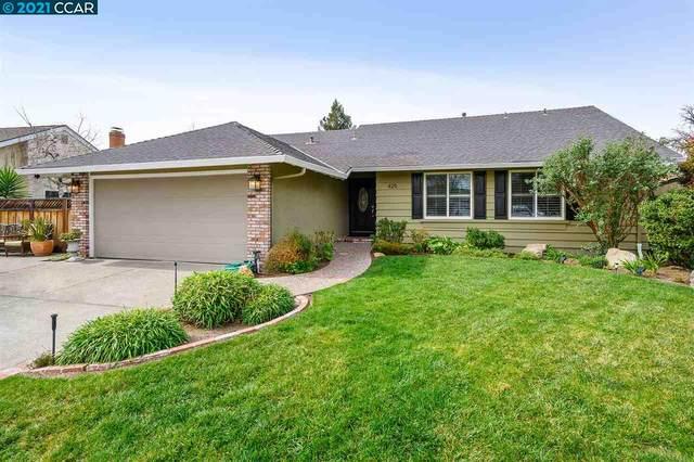 425 Gregg Pl, San Ramon, CA 94583 (#CC40940137) :: Strock Real Estate