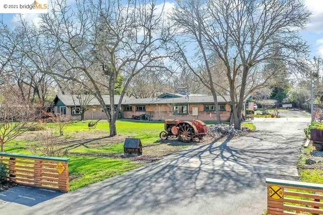 2884 Lane Drive, Concord, CA 94518 (#EB40940195) :: Olga Golovko