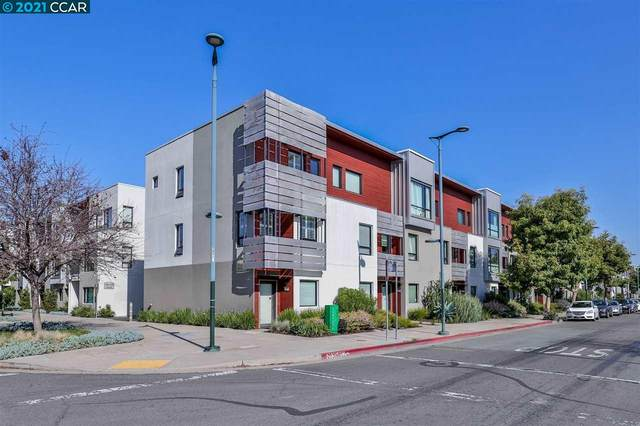 1213 Wood St, Oakland, CA 94607 (#CC40940257) :: Real Estate Experts