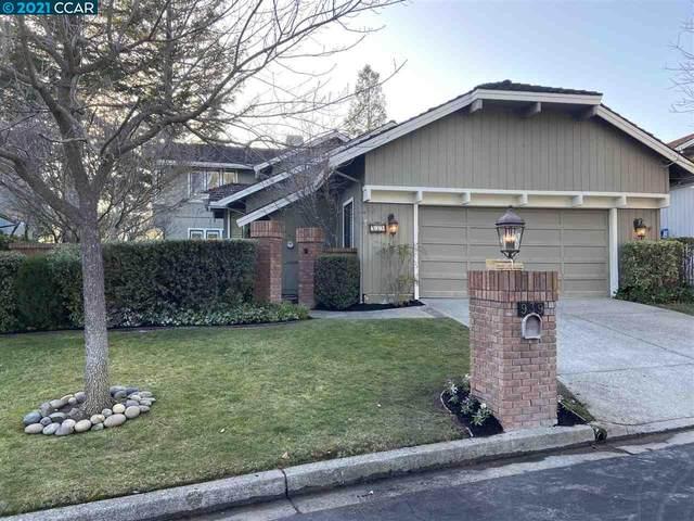 939 Redwood Drive, Danville, CA 94506 (#CC40940270) :: Real Estate Experts