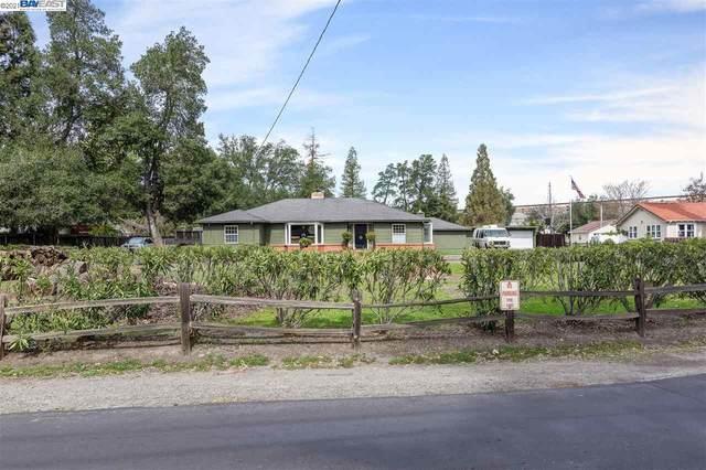 1690 Newell Ave, Walnut Creek, CA 94595 (#BE40940303) :: Intero Real Estate