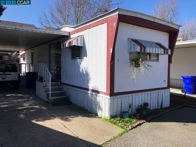 2885 Willow Road 9, San Pablo, CA 94806 (#CC40940327) :: Intero Real Estate