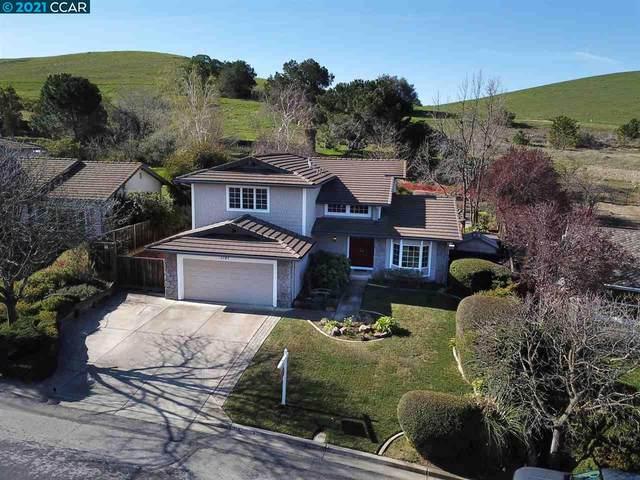 1197 Limeridge Dr., Concord, CA 94518 (#CC40940336) :: Schneider Estates