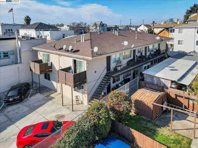 1429 13Th Ave, Oakland, CA 94606 (MLS #BE40940361) :: Compass