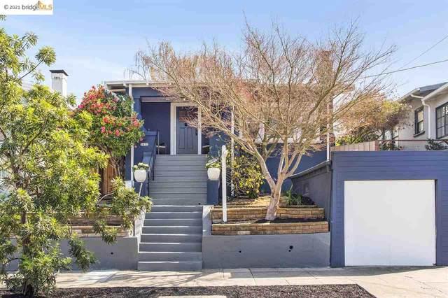 3832 Lincoln Ave, Oakland, CA 94602 (#EB40940263) :: Schneider Estates