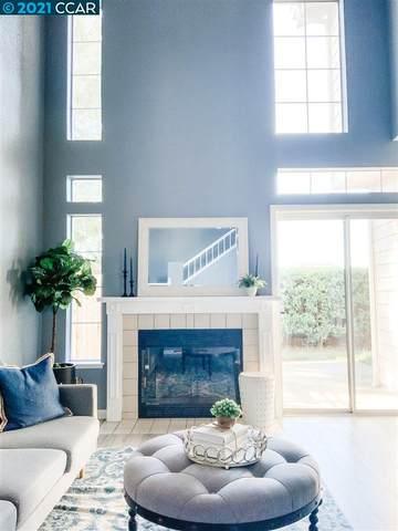 215 Ben Lomond, Hercules, CA 94547 (#CC40940420) :: The Kulda Real Estate Group
