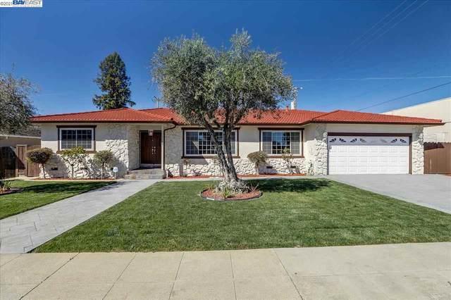 1127 Koch Ln, San Jose, CA 95125 (#BE40940461) :: Alex Brant