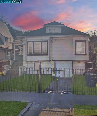1842 28Th Ave, Oakland, CA 94601 (#CC40940529) :: Schneider Estates