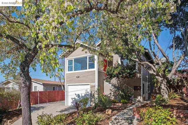 4063 Patterson Ave, Oakland, CA 94619 (#EB40940548) :: The Realty Society