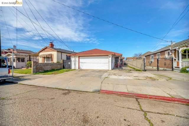 1619 74Th Ave, Oakland, CA 94621 (#EB40940604) :: The Goss Real Estate Group, Keller Williams Bay Area Estates