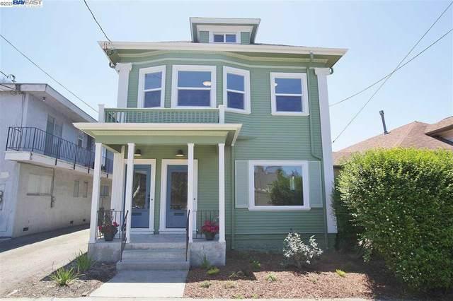 633 58Th St, Oakland, CA 94609 (#BE40939915) :: Intero Real Estate