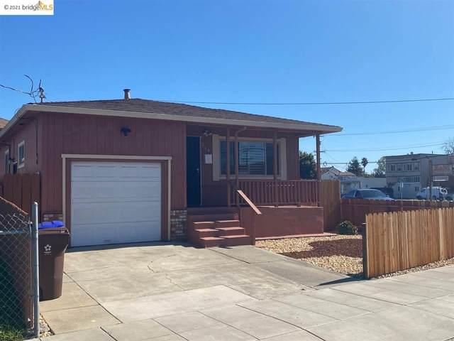 250 S 37Th St, Richmond, CA 94804 (#EB40940790) :: Intero Real Estate