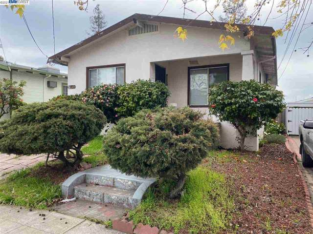 3741 Quigley St, Oakland, CA 94619 (#BE40940824) :: Real Estate Experts
