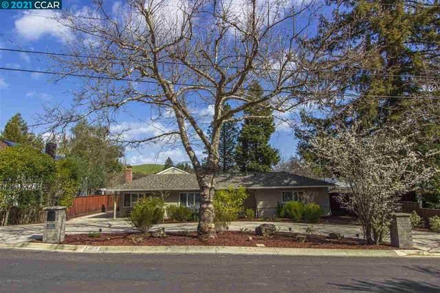 3320 S Lucille Lane, Lafayette, CA 94549 (#CC40940772) :: Intero Real Estate