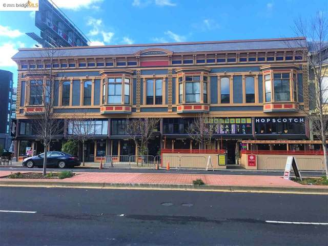 1901 San Pablo Ave., Oakland, CA 94612 (#EB40940969) :: Intero Real Estate