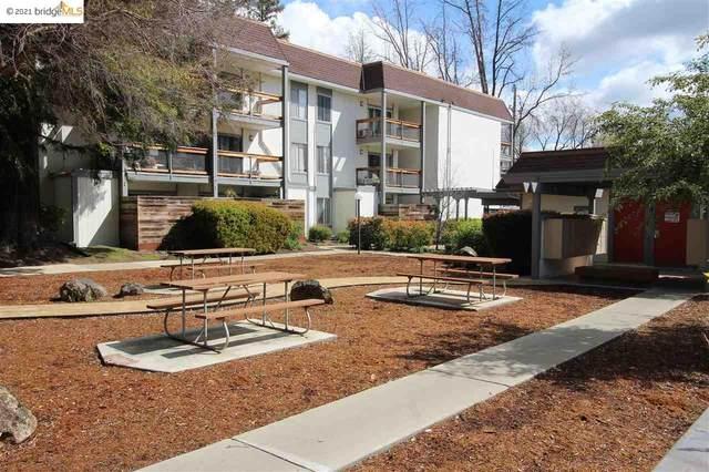 4081 Clayton Rd 338, Concord, CA 94521 (#EB40941021) :: Intero Real Estate