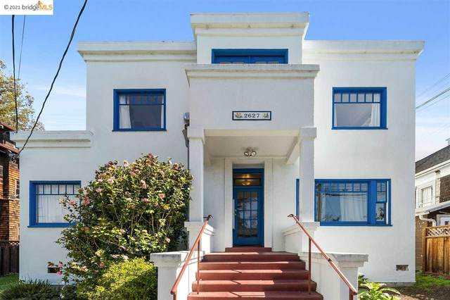 2627 Fulton St, Berkeley, CA 94704 (#EB40940965) :: The Sean Cooper Real Estate Group