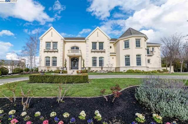 1853 Via Di Salerno, Pleasanton, CA 94566 (#BE40941105) :: Intero Real Estate