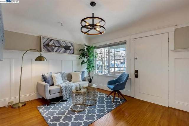 1721 37Th Ave, Oakland, CA 94601 (#BE40941107) :: Intero Real Estate