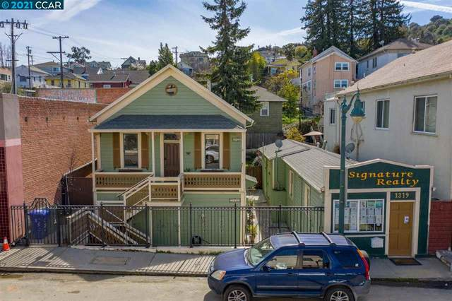 1315 - 1319 Pomona St, Crockett, CA 94525 (#CC40941114) :: Intero Real Estate