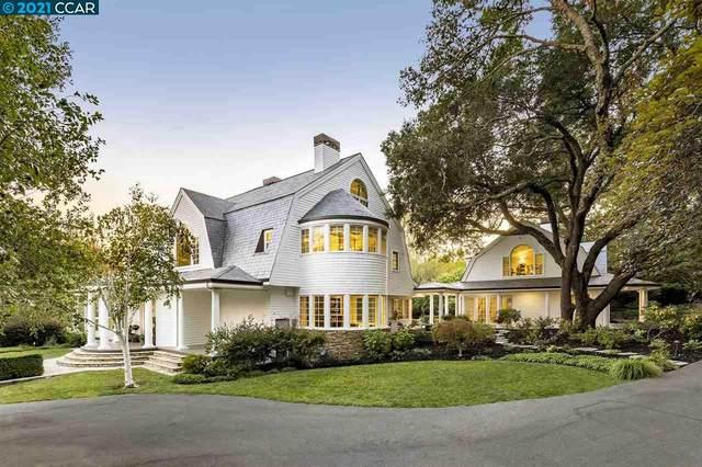 3947 Happy Valley Rd, Lafayette, CA 94549 (#CC40935142) :: Intero Real Estate