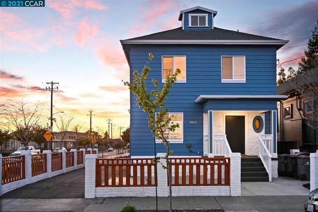 3911 Lusk St, Oakland, CA 94608 (#CC40941180) :: Intero Real Estate