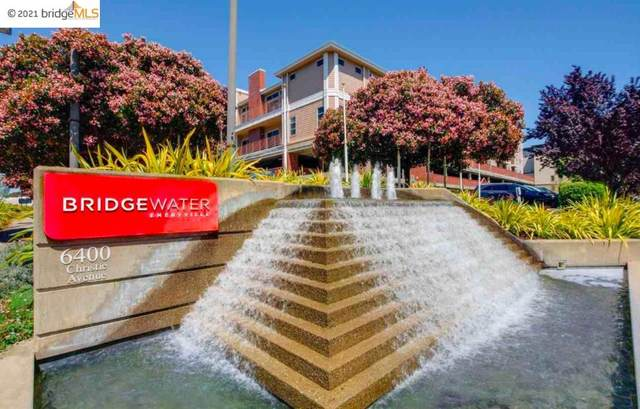6400 Christie Ave 4101, Emeryville, CA 94608 (#EB40941336) :: The Realty Society