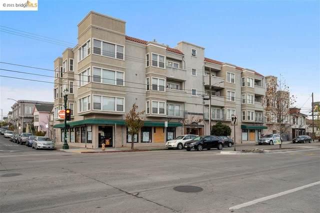 1515 14TH AVE 202, Oakland, CA 94606 (#EB40941353) :: Intero Real Estate