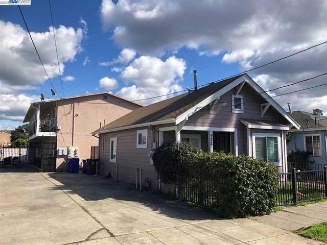 532 21st Ave, Richmond, CA 94801 (#BE40941366) :: Schneider Estates