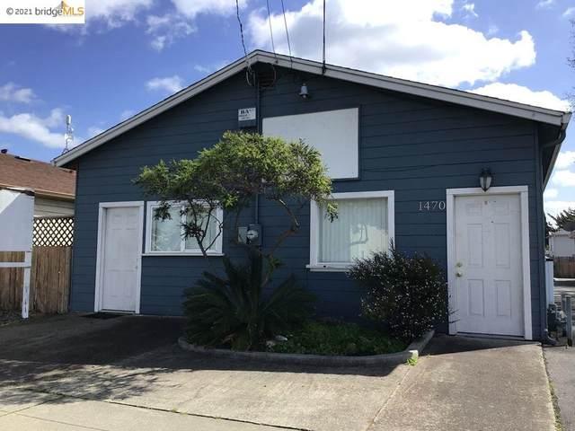 1470 150Th Ave, San Leandro, CA 94578 (#EB40941421) :: Intero Real Estate