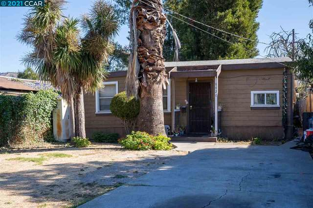 8420 Birch St, Oakland, CA 94621 (#CC40941430) :: The Kulda Real Estate Group