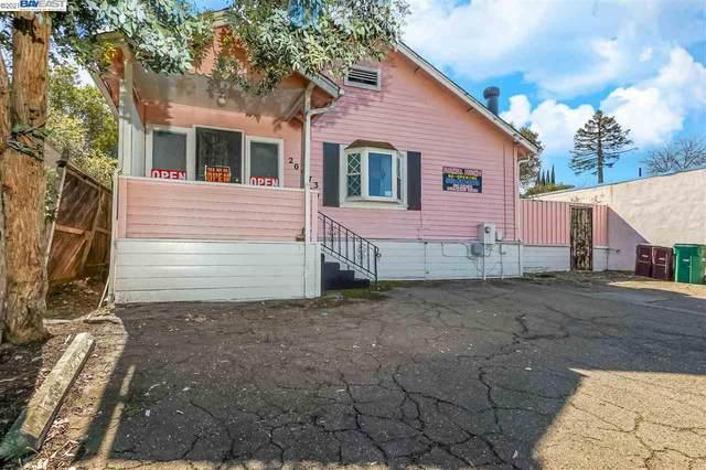 20973 Foothill Blvd, Hayward, CA 94541 (#BE40941521) :: Intero Real Estate