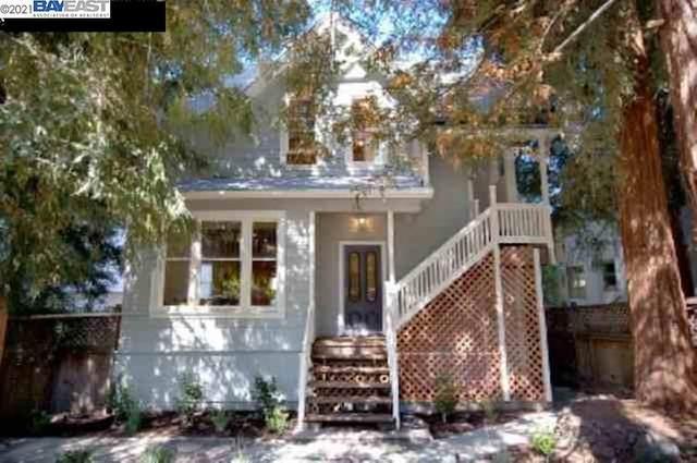 1622 Oxford St B, Berkeley, CA 94709 (#BE40941620) :: Intero Real Estate