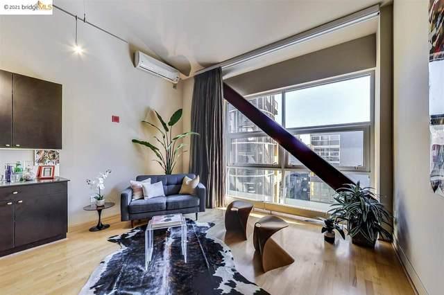 311 Oak St 840, Oakland, CA 94607 (#EB40941686) :: Intero Real Estate