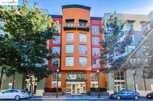 585 9th Street 519, Oakland, CA 94607 (#EB40941705) :: Intero Real Estate