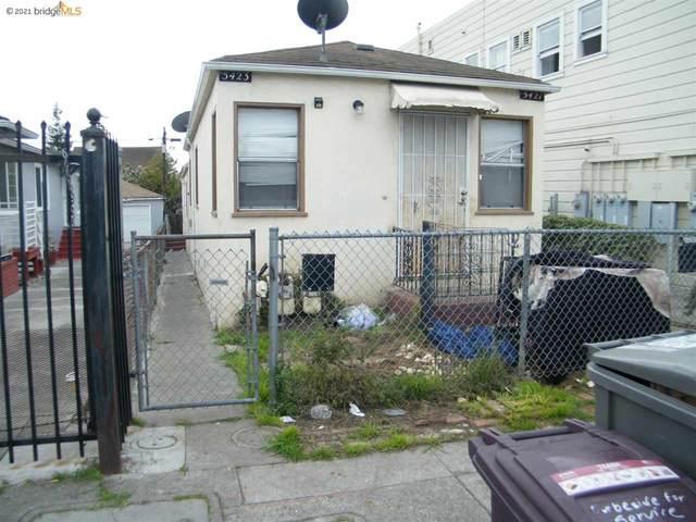 5421 Bancroft Ave, Oakland, CA 94601 (#EB40941724) :: Intero Real Estate