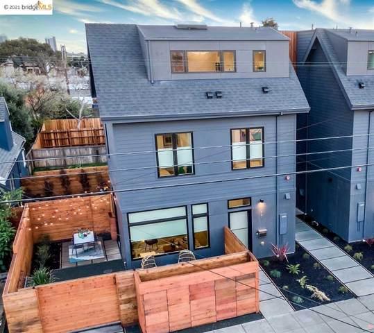 741 Apgar Street, Oakland, CA 94609 (#EB40941742) :: Intero Real Estate