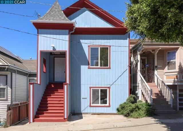 1520 Kirkwood, San Francisco, CA 94124 (MLS #CC40941911) :: Compass