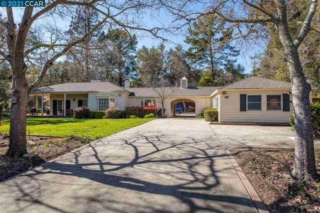 1265 Upper Happy Valley Rd, Lafayette, CA 94549 (#CC40941770) :: Intero Real Estate