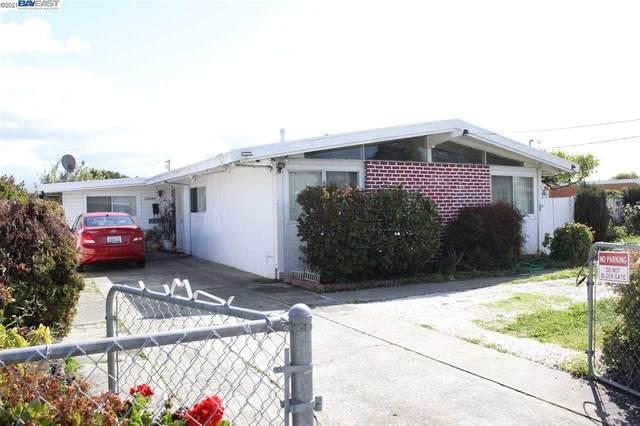 27594 Mandarin Ave, Hayward, CA 94544 (#BE40942006) :: The Realty Society