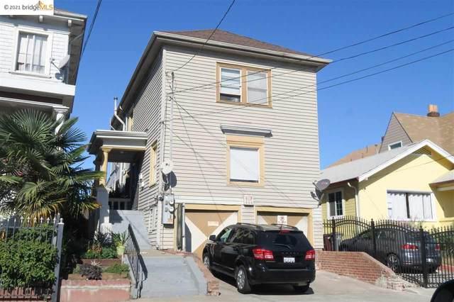 1821 Chestnut St, Oakland, CA 94607 (#EB40942037) :: Paymon Real Estate Group