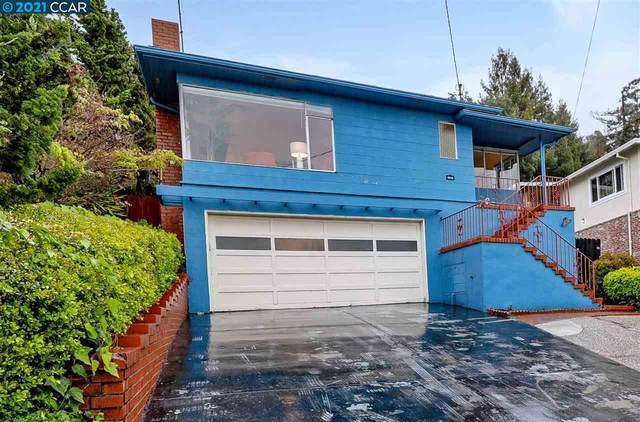 3073 Broadmoor View, Oakland, CA 94605 (#CC40942067) :: The Realty Society