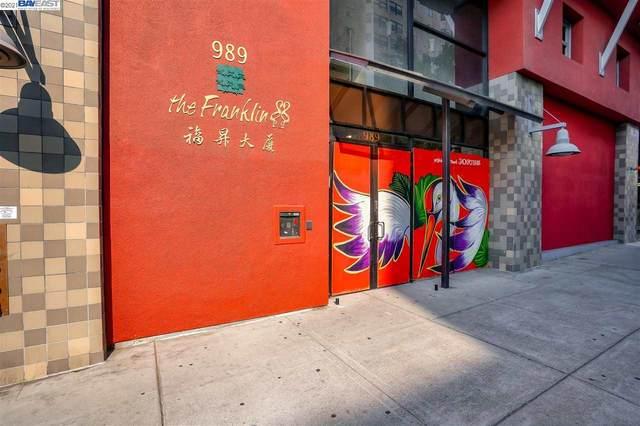 989 Franklin St 603, Oakland, CA 94607 (#BE40942106) :: Intero Real Estate