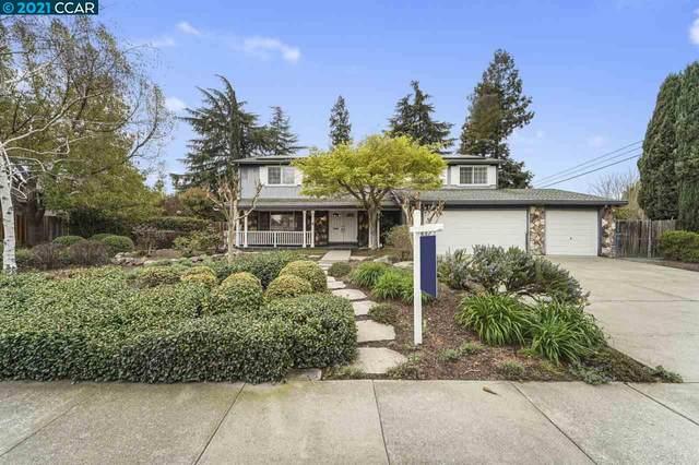 931 Walnut Ave, Walnut Creek, CA 94598 (#CC40942109) :: Intero Real Estate