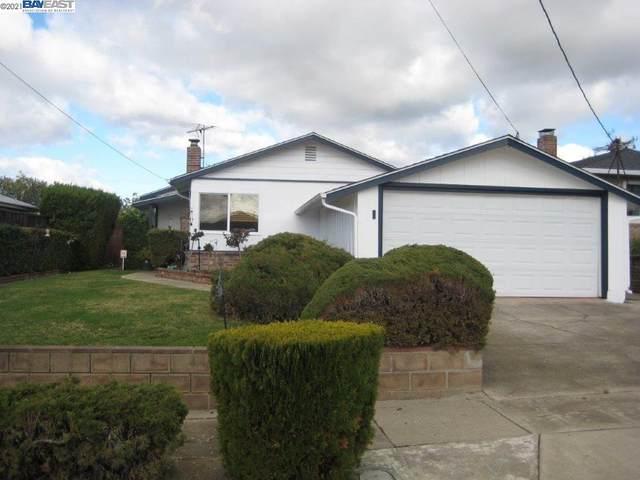 636 Tina Way, Hayward, CA 94544 (#BE40942184) :: The Realty Society