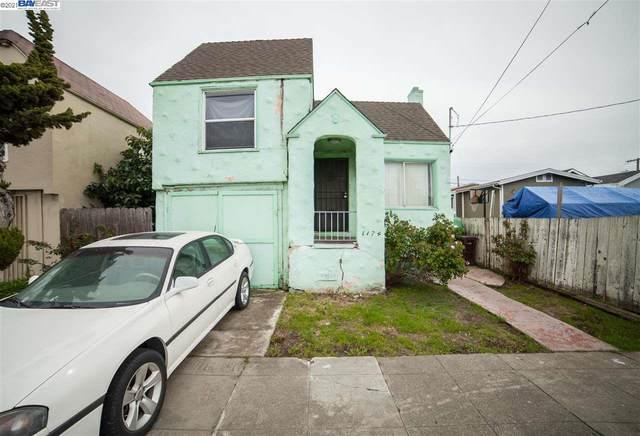 1174 77Th Ave, Oakland, CA 94621 (#BE40942222) :: Intero Real Estate