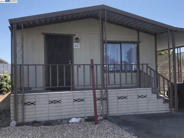 1200 W Winton Ave #52 52, Hayward, CA 94544 (#BE40942252) :: Intero Real Estate