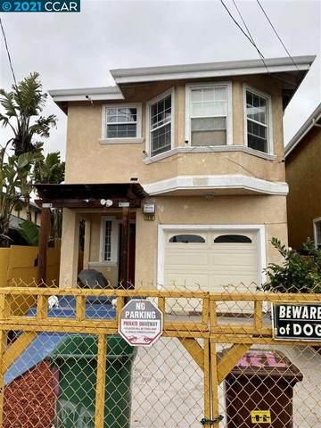 1318 York St, Richmond, CA 94801 (#CC40942310) :: Intero Real Estate